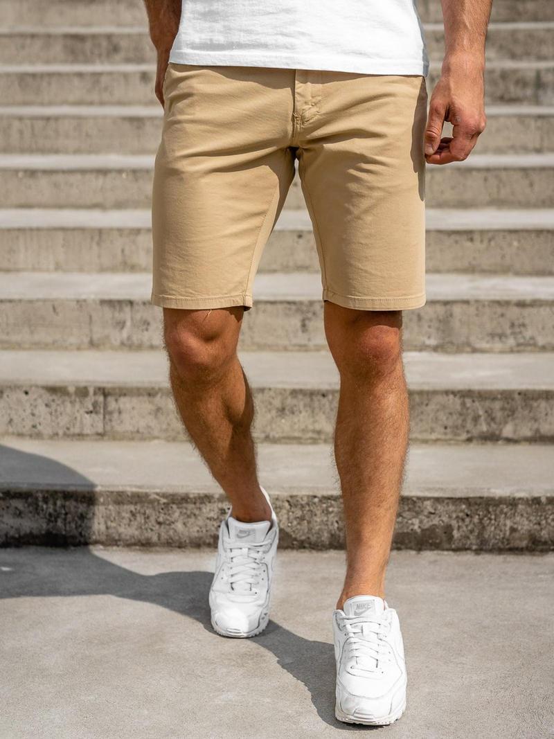 Idealne szorty męskie na lato